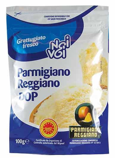 Parmigiano Reggiano dop 100 g