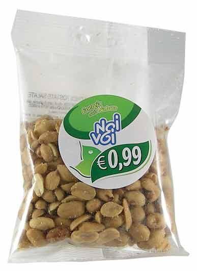 Arachidi salate 125 g