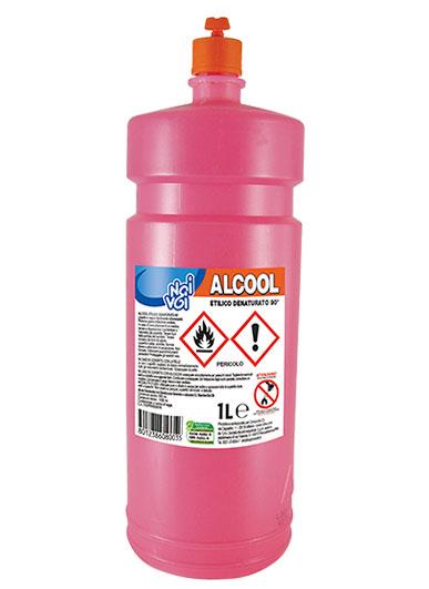 Alcool Etilico 90° 1L