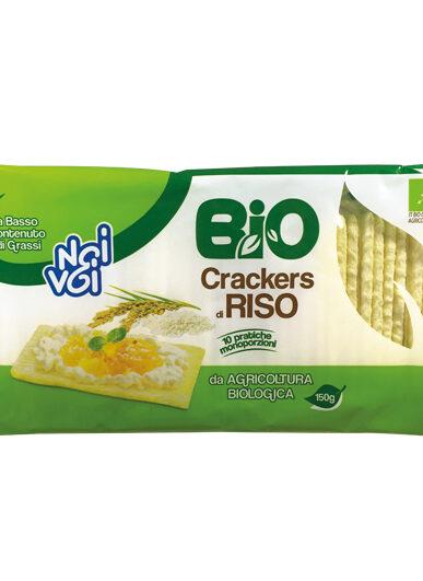 Crackers di Riso BIO 150 g